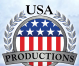 USA Productions Logo
